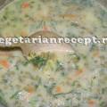 Суп из маша с овощами