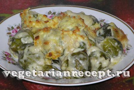 Блюда из замороженной капусты