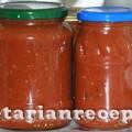 Томатный соус из свежих помидор