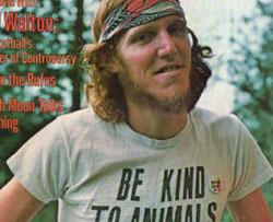 Вегетарианец Bill Walton