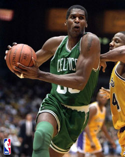 Вегетарианец Robert Parish