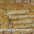 Итальянский хлеб - фокачча