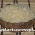 Фото-рецепт халавы из кокосовой стружки