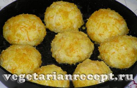 Приготовление вкусных апельсиновых булочек