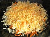 новогодний салат с апельсинами