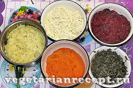 Приготовление шубы без селедки