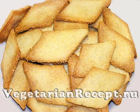 Хрустящее печенье (фото)