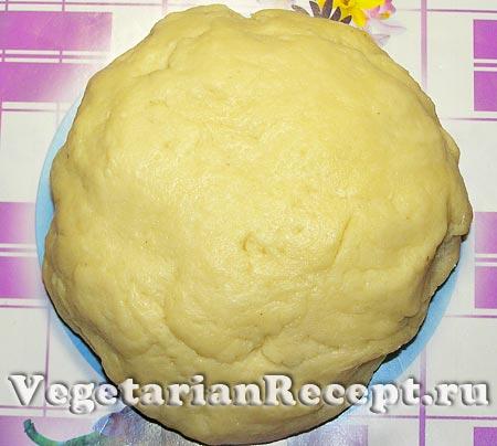 Тесто для орешков (фото)