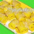 Блюдо из гороховой муки (фото)