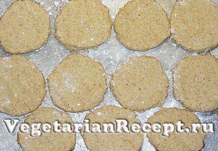рецепты печенья из овсянки без яиц