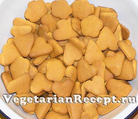 Печенье на томатном соке (фото)