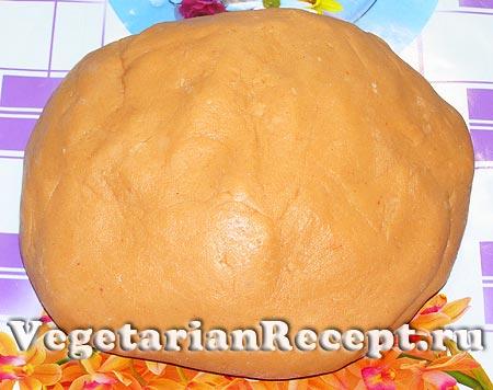 Тесто для томатного печенья (фото)