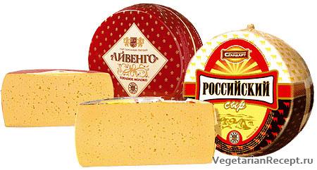 Вегетарианские сыры Клуб сыра