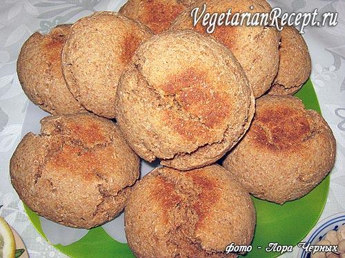 Хлеб по-деревенски (без дрожжей) рецепт с фото пошаговый 68