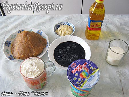 Из чего приготовить пирог с повидлом
