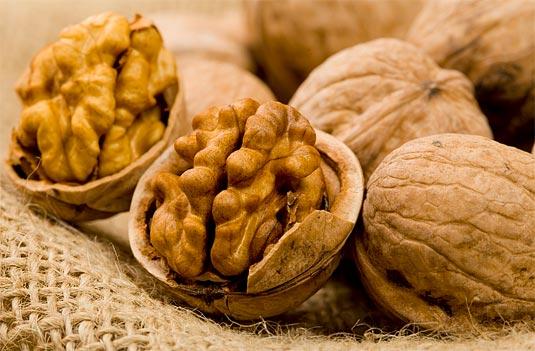 Полезные советы: орехи