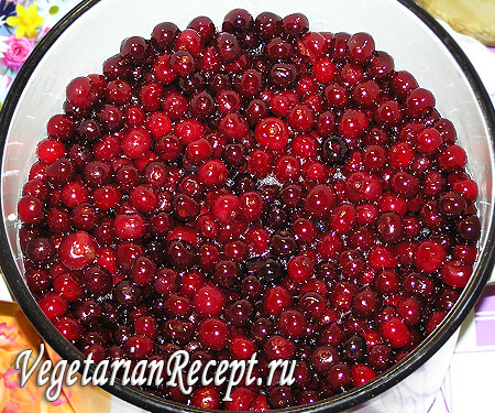 Как приготовить варенье из вишни