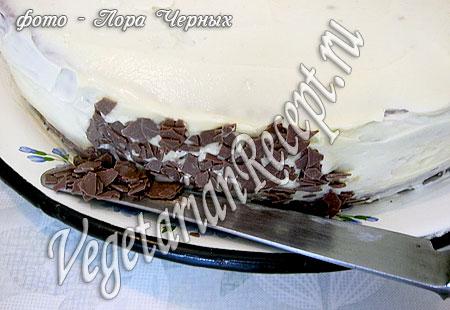 Украшение торта (фото)