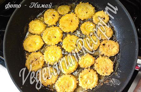Рецепт приготовления момордики - обжаривание