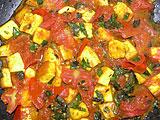 Адыгейский сыр с помидорами (рецепт)