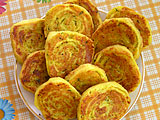 Картофельные рулеты - алу-патры (рецепт)