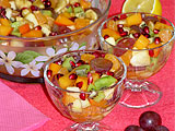 Фруктовый салат (рецепт)