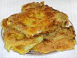 Капустный шницель (рецепт)