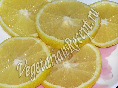 Лимон для приготовления витаминной смеси из сухофруктов