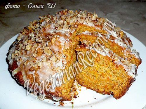 Пирог из тыквы рецепты быстро и вкусно