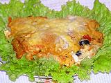 Вегетарианская овощная лазанья (рецепт)