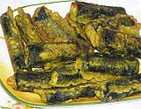 Вегетарианская жареная рыба (рецепт)