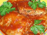 Голубцы вегетарианские (рецепт)
