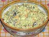 Вегетарианский салат оливье (рецепт)