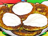 Картофельные зразы с сыром (рецепт)