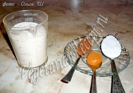 Продукты для маффинов без яиц