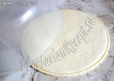 творожное тесто для рогаликов