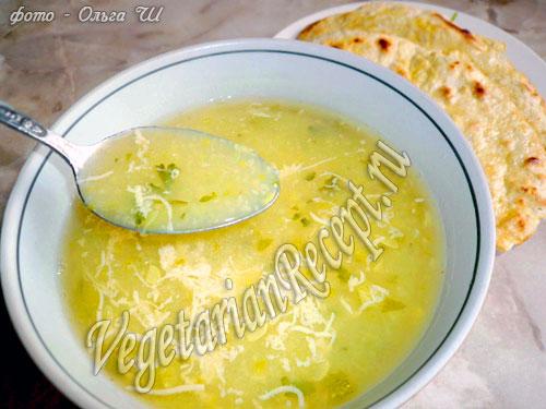 Супы из кабачков рецепт