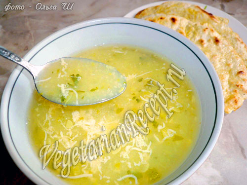 суп крем из кабачков рецепты быстро и вкусно с фото