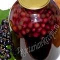 компот из винограда на зиму рецепт