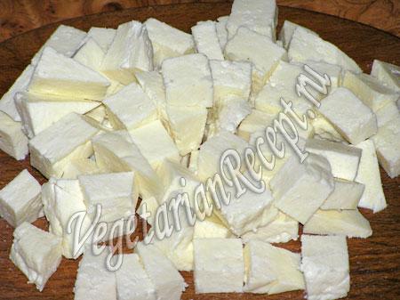 сыр для пирога с брокколи