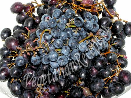 виноград для компота