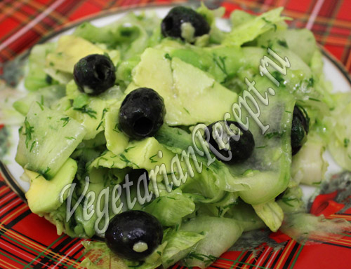 салаты в столовой рецепты с фото
