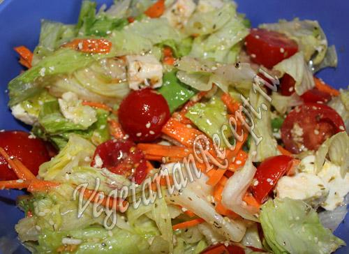 Фото рецепты салат для детей