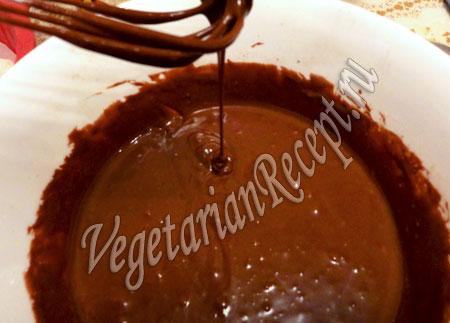 тесто для шоколадного пирога