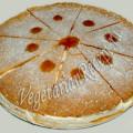Торт со сливочно-творожной начинкой