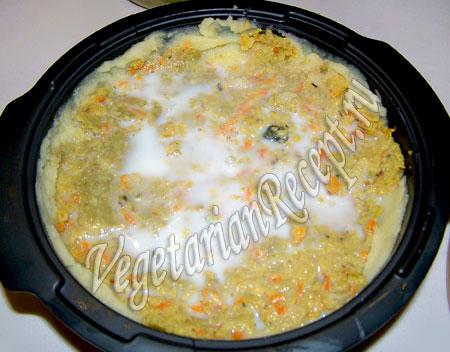 Запеканка из картофельного пюре рецепт