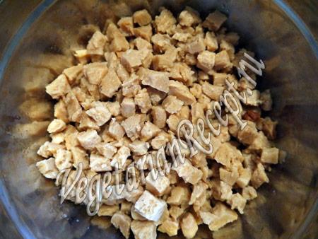 бэлеш - соевое мясо