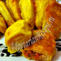 блинчики в кляре с картошкой и капустой