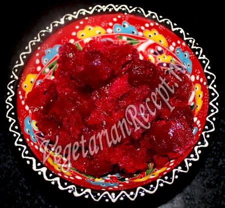замороженная вишня для десерта