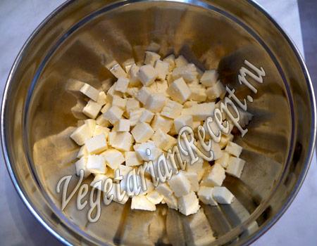 сыр для горохового пирога